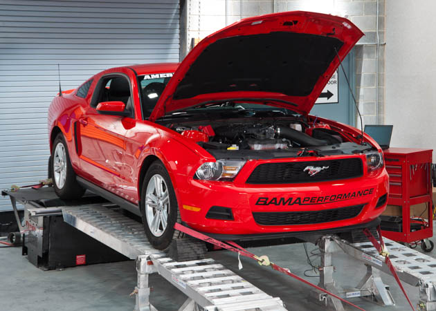 download Ford Mustang to workshop manual