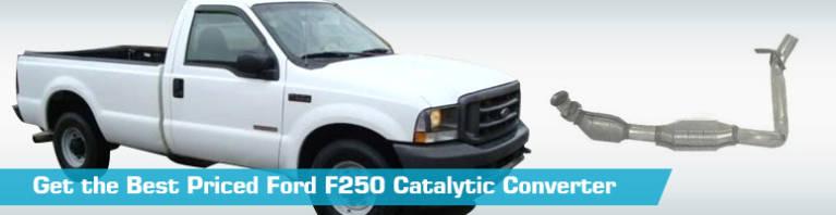download Ford Pickup Truck Catalytic Converter Federal Emissions V8 4.6L Left workshop manual