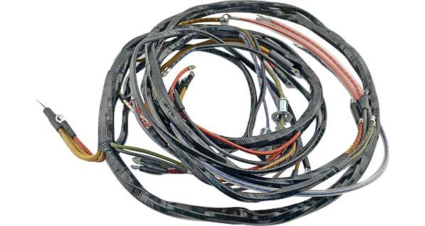 download Ford Pickup Truck Tail Light Extension Wire Braided Wire 4 Terminal 16 Long 6 Cylinder F100 workshop manual