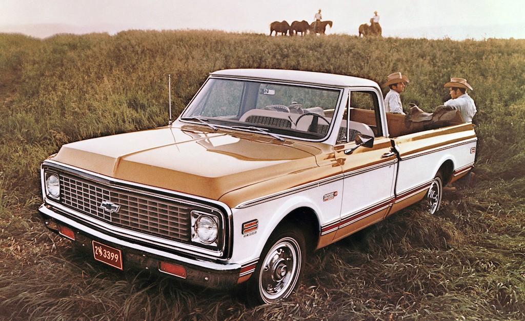 download Ford Pickup Truck s 72 workshop manual
