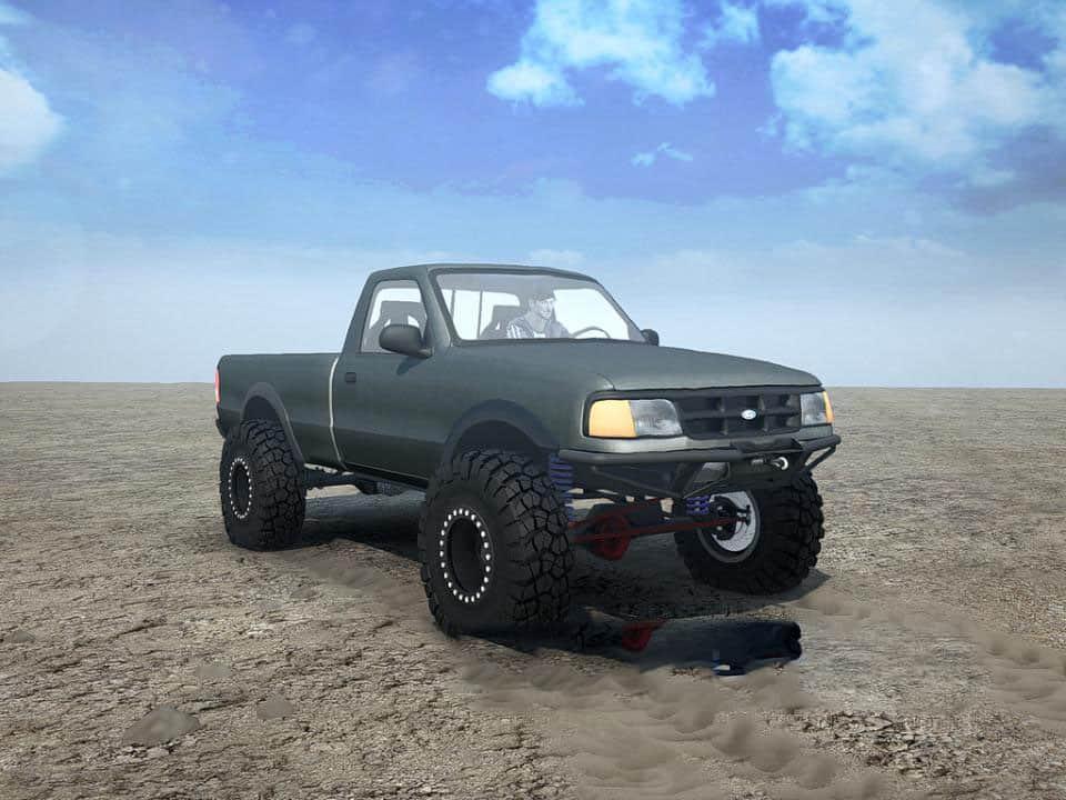 download Ford Ranger workshop manual