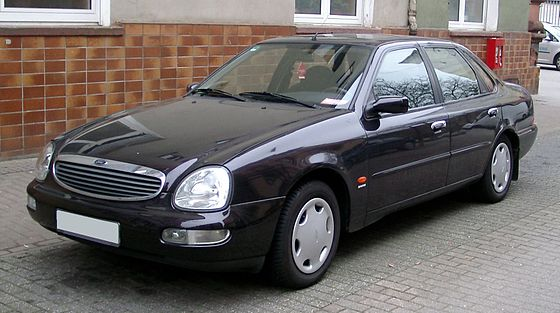 download Ford Scorpio workshop manual