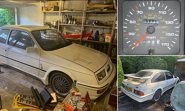 download Ford Sierra workshop manual