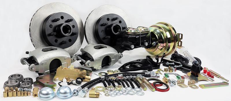 download Ford Thunderbird Brake Overhaul Kit workshop manual