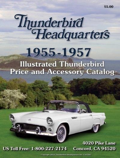 download Ford Thunderbird Control Valve Ball Stud Shield workshop manual