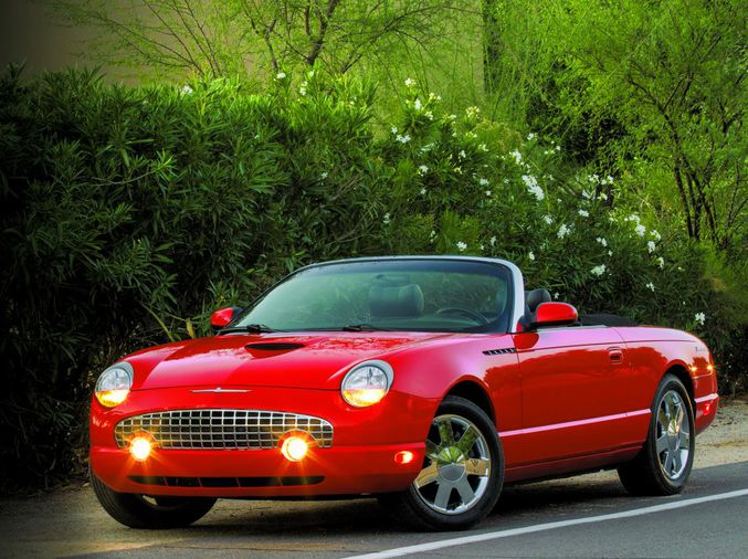 download Ford Thunderbird Headlight Switch Except Convertible workshop manual