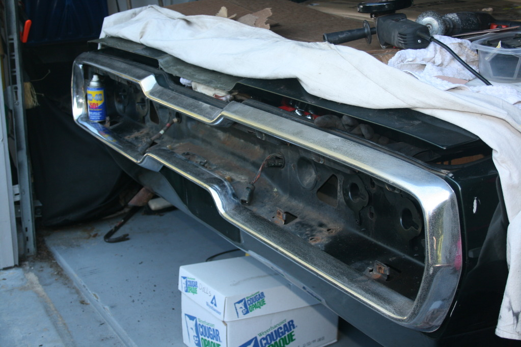 download Ford Thunderbird Inner Rear Bumper Bracket Right workshop manual
