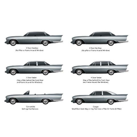 download Ford Thunderbird Insulation Kits Master Kit 6 Kits workshop manual