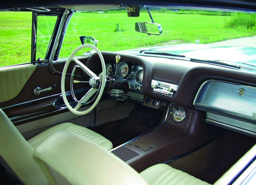 download Ford Thunderbird Power Seat Relay 12 Volt Type workshop manual