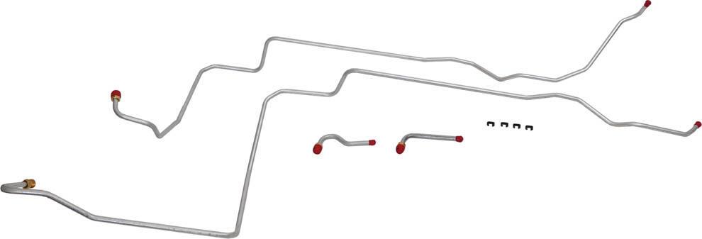 download Ford Thunderbird Transmission Cooler Lines Without Expansion Loop 2 Piece OEM Steel workshop manual
