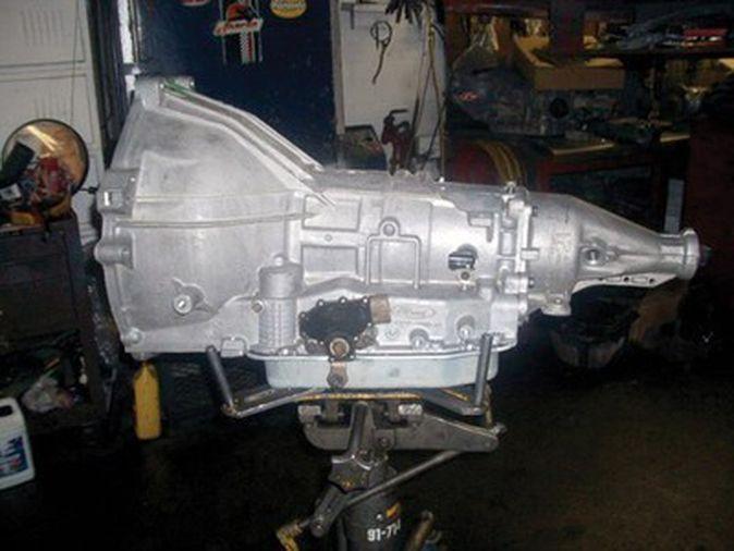 download Ford Thunderbird Transmission Dipstick C6 workshop manual