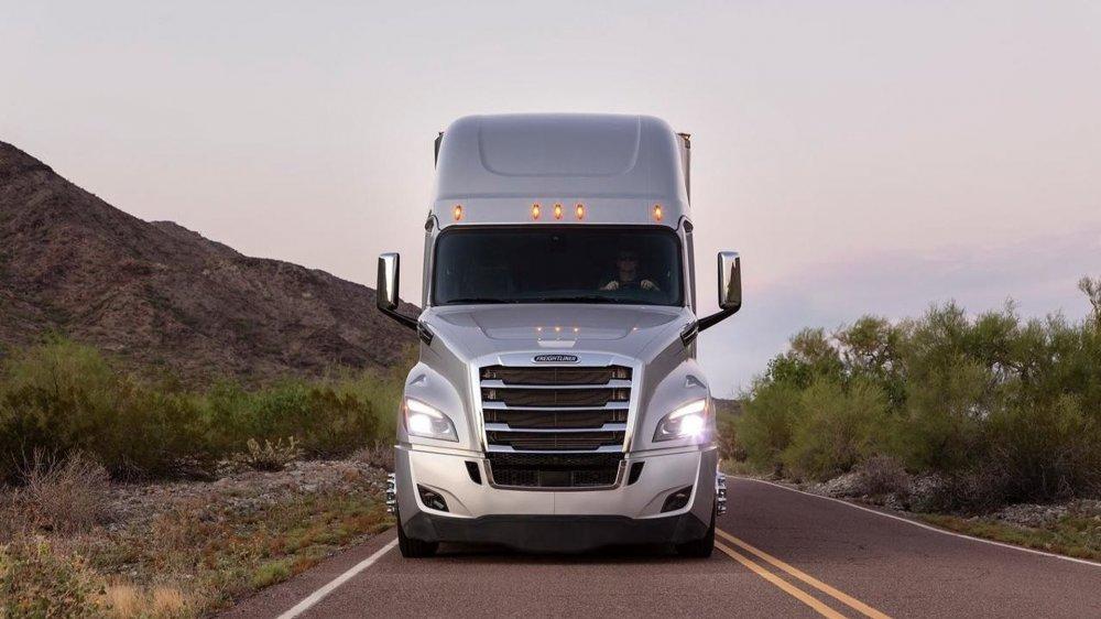 download Freightliner CASCADIA CA125DC CA125SLP Trucks workshop manual