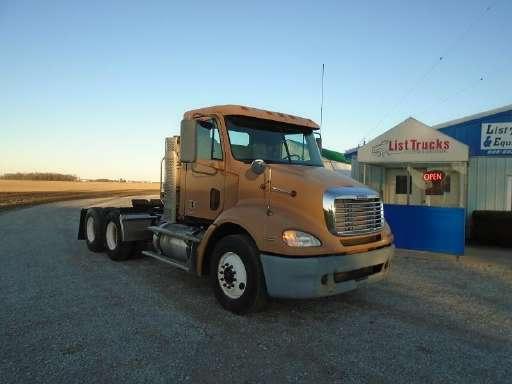 download Freightliner Columbia CL112 CL120 Trucks workshop manual