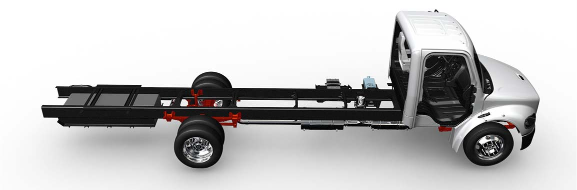 download Freightliner S2 S2C Chassis Trucks workshop manual