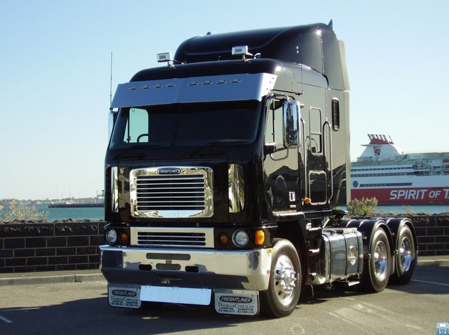 download Freightliner Trucks FLA COE FLB COE FLD Conventional workshop manual