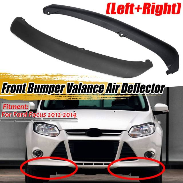 download Front Right Lower Bumper Air Deflector workshop manual