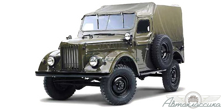 download GAZ 69 69M 69AM Truck OWNER able workshop manual