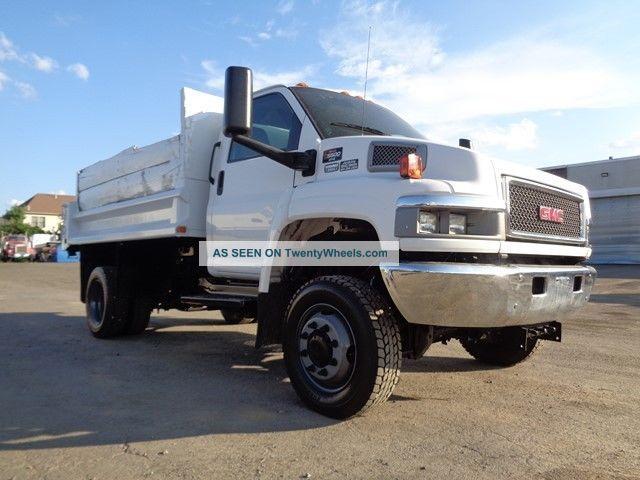download GMC 5500 Topkick Truck workshop manual