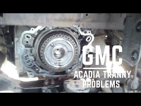 download GMC Arcadia workshop manual