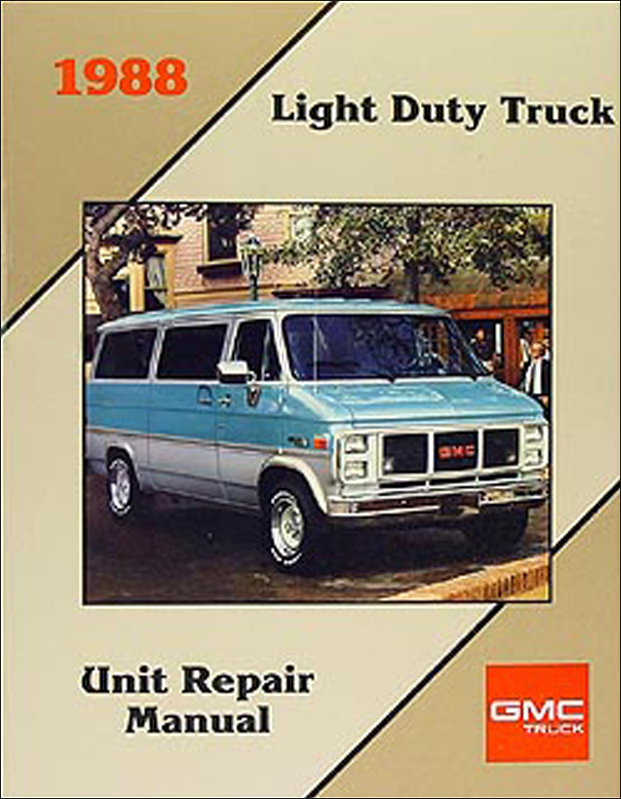 download GMC R3500 workshop manual