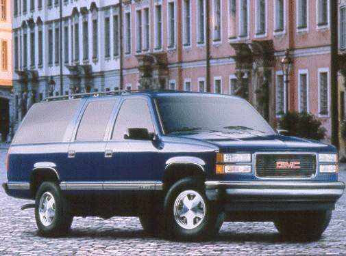 download GMC V1500 Suburban workshop manual