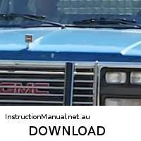 download GMC V3500 workshop manual