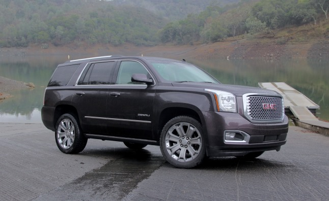 download GMC Yukon Denali workshop manual