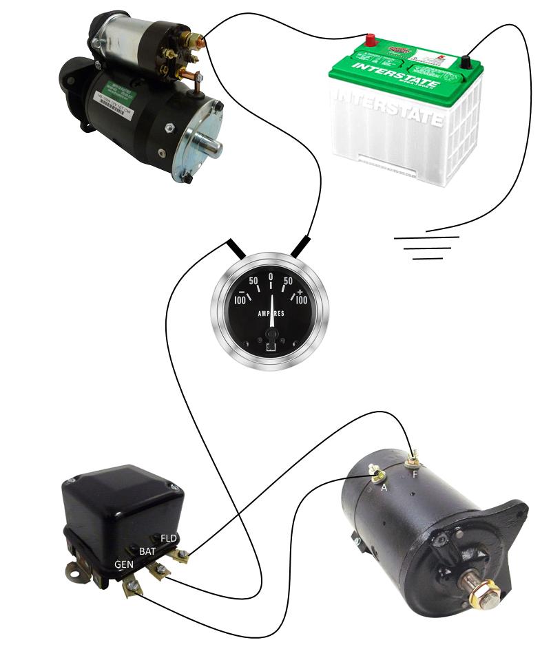 download Generator to Alternator Conversion Module workshop manual