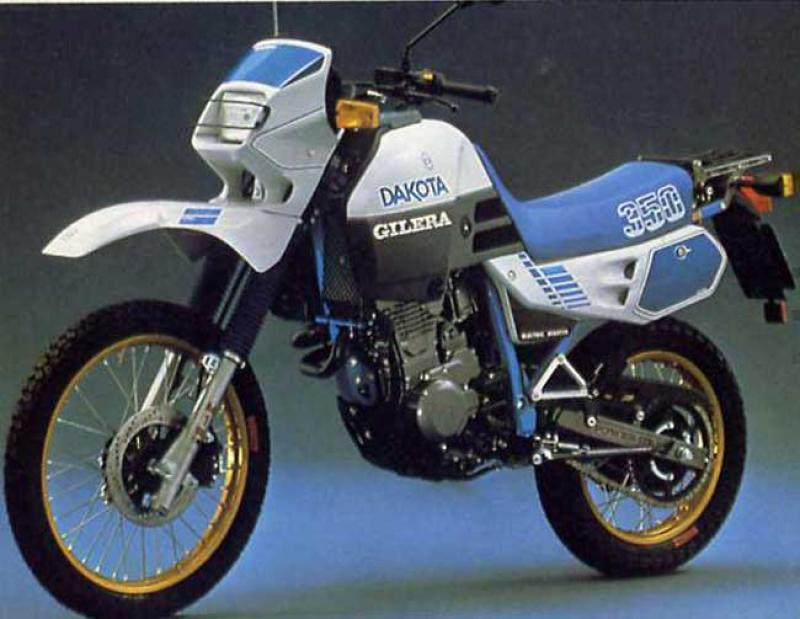 download Gilera 350 500 600 Dakota Saturno XRT RC 600 Nordwest RC600 workshop manual