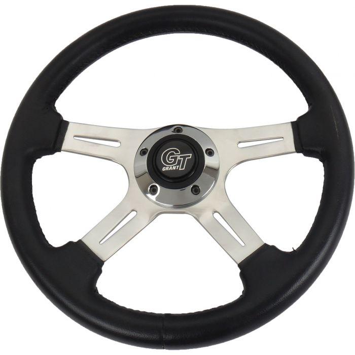 download Grant 14 Black Elite GT 4 Spoke Steering Wheel workshop manual