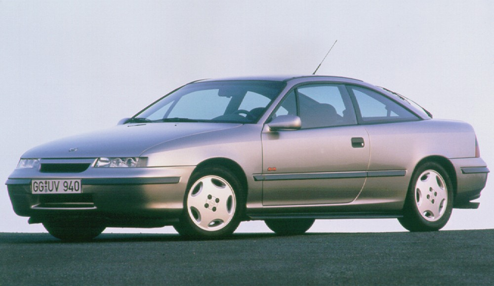 download HOLDEN CALIBRA workshop manual