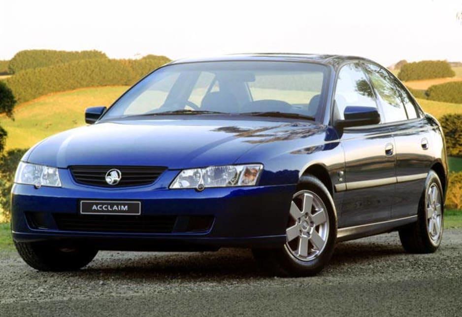 download Holden Commodore Berlina Calais VX II WSRM workshop manual