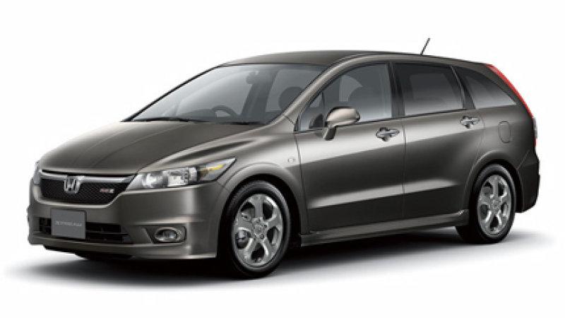 download HONDA STREAM CAR workshop manual