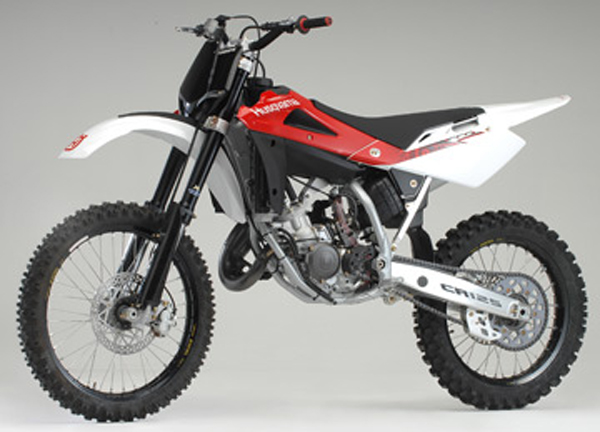 download HUSQVARNA Motorcycle CR 125 WR 125 able workshop manual