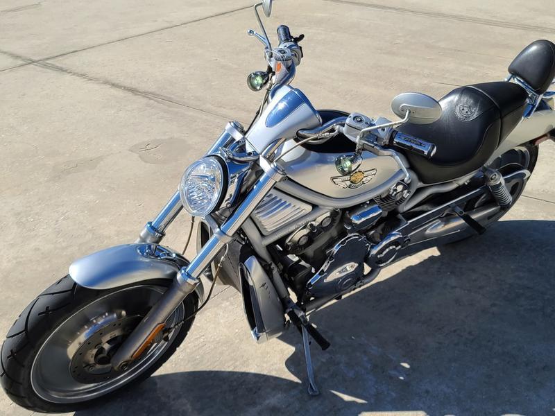 download Harley Davidson VRSCA VRod Motorcycle able workshop manual