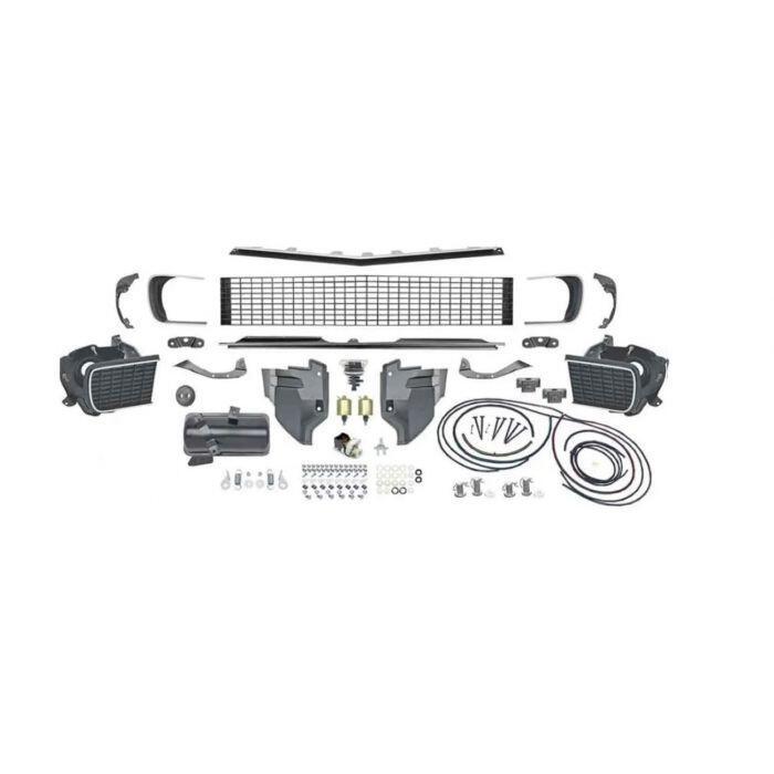download Headlight Door Bellcrank Right Rally Sport RS workshop manual