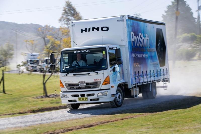 download Hino 500 workshop manual