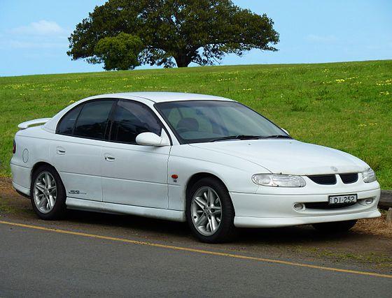 download Holden Calais VT II workshop manual