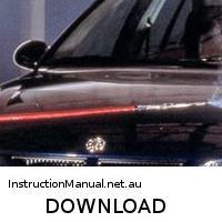 download Holden Commodore VT VX VY VU workshop manual