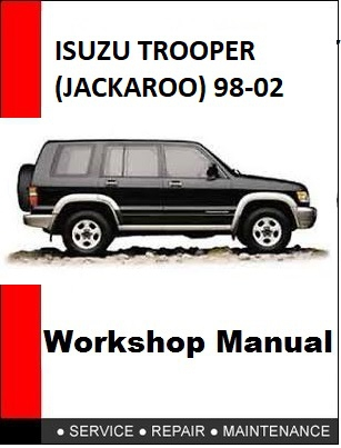 download Holden Jackaroo workshop manual
