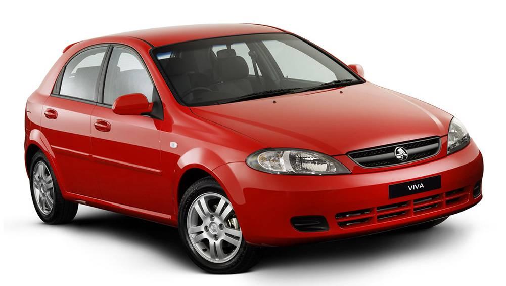 download Holden Viva workshop manual