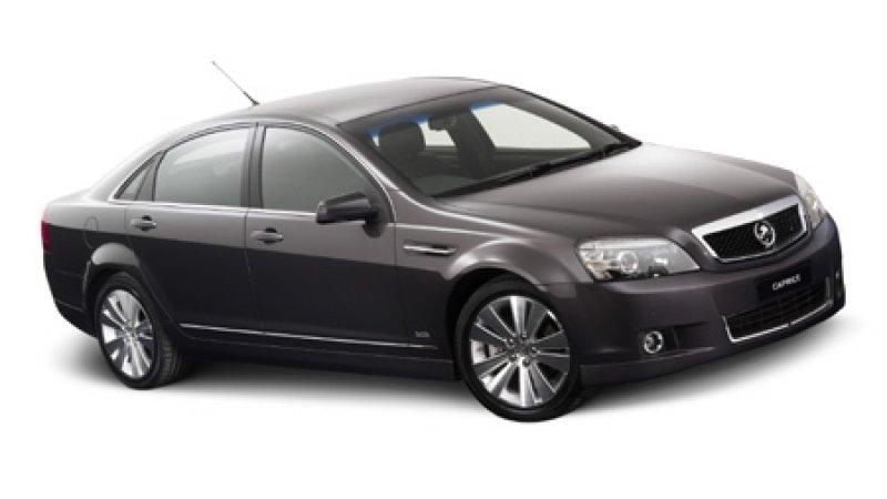 download Holden WM Sedan workshop manual