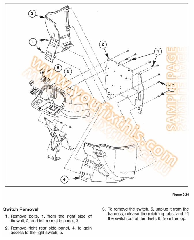 download Holland LS160 LS170 able workshop manual
