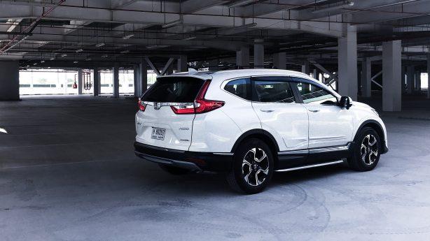download Honda CR V workshop manual