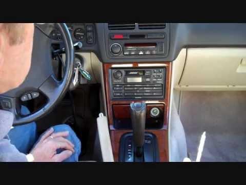 download Honda Legend 91 KA7 workshop manual