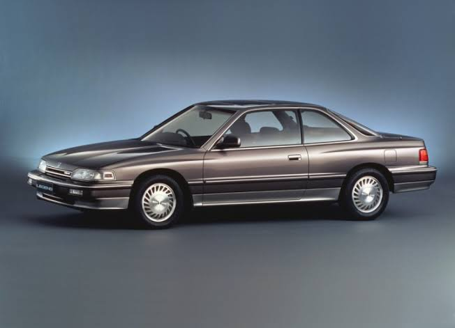 download Honda Legend Coupe workshop manual