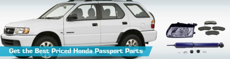 download Honda Passport workshop manual