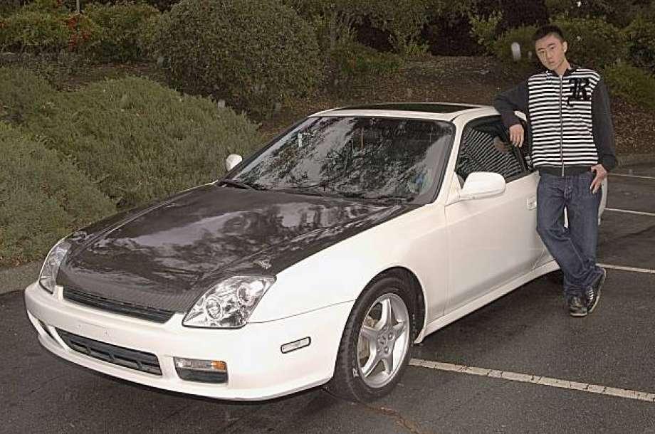 download Honda Prelude workshop manual