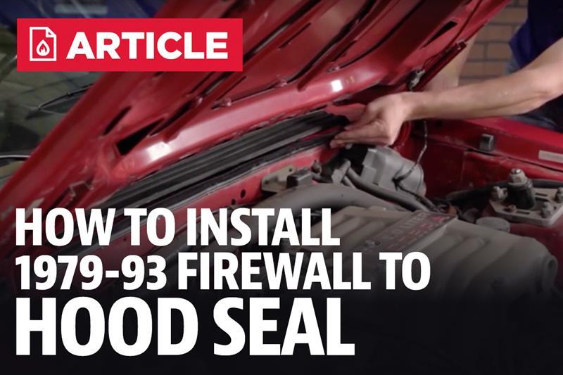 download Hood To Cowl Seal Retaining Brackets Fairlane workshop manual