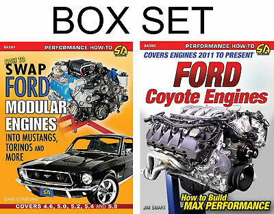 download How To Swap Ford Modular Engines Into Mustangs Torinos More workshop manual